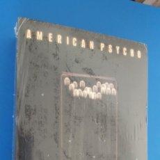 Libros: LIBRO / BRET EASTON ELLIS - AMERICAN PSYCHO, NUEVO Y PRECINTADO. Lote 209186955