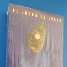Libros: LIBRO / ORSON SCOTT CARD - EL JUEGO DE ENDER, NUEVO Y PRECINTADO. Lote 209187175