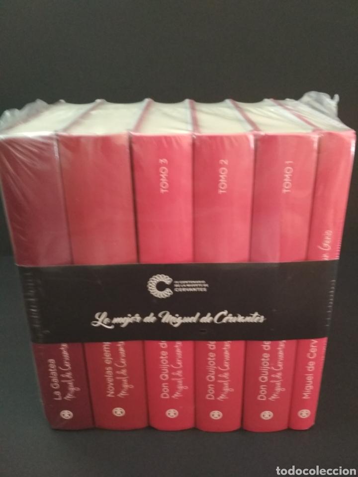 LO MEJOR DE MIGUEL DE CERVANTES (Libros Nuevos - Literatura - Narrativa - Clásicos Universales)