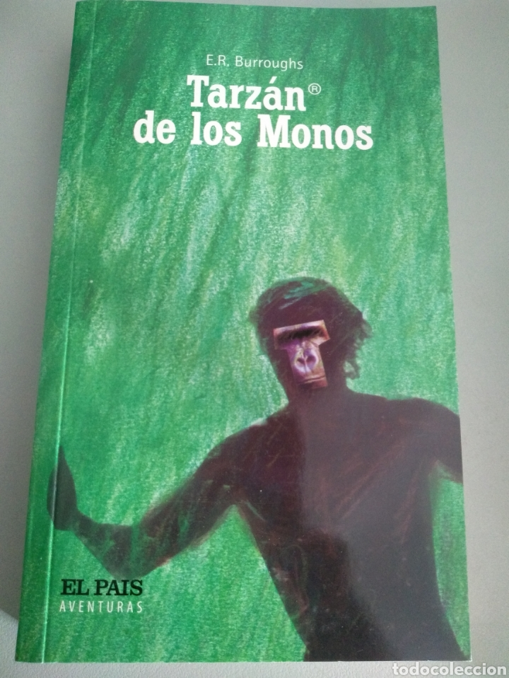 TARZÁN DE LOS MONOS. E. R. BURROUGHS (Libros Nuevos - Literatura - Narrativa - Clásicos Universales)