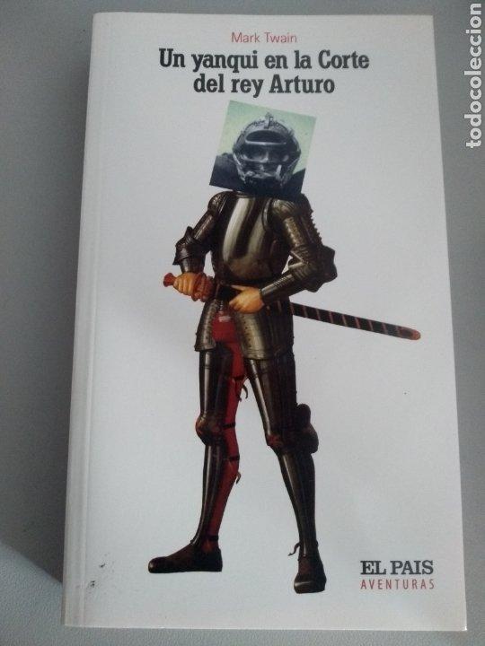 UN YANQUI EN LA CORTE DEL REY ARTURO. MARK TWAIN (Libros Nuevos - Literatura - Narrativa - Clásicos Universales)