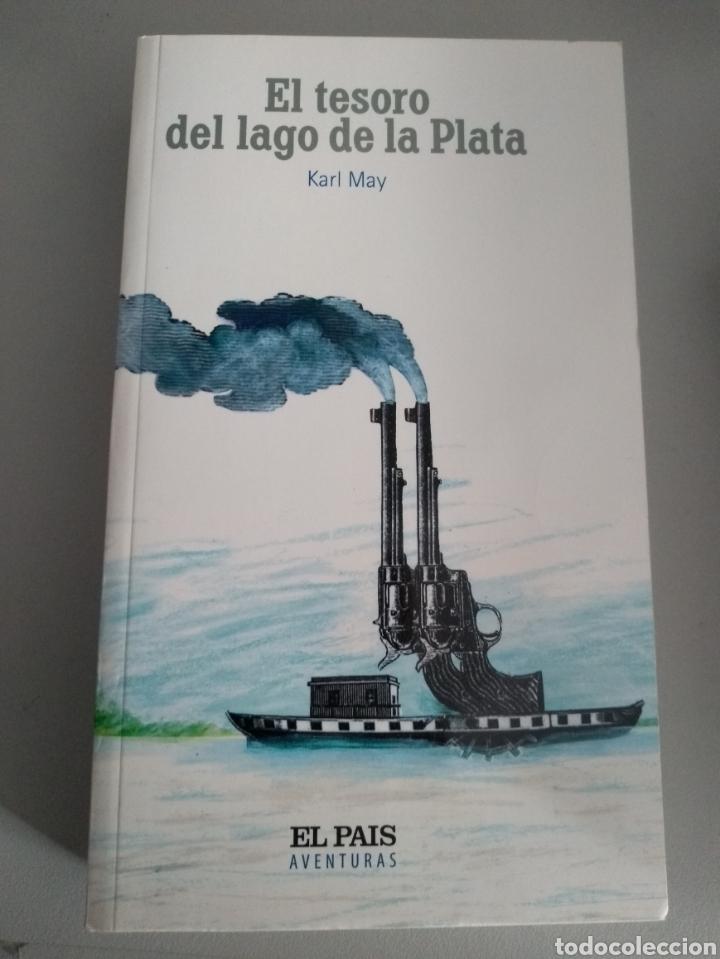 EL TESORO DEL LAGO DE LA PLATA. KARL MAY (Libros Nuevos - Literatura - Narrativa - Clásicos Universales)
