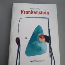 Libros: FRANKENSTEIN. MARY SHELLEY. Lote 210346858