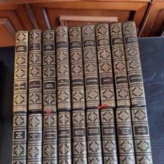 Libros: LOTE 41 LIBROS CLÁSICOS ESPAÑOLES CÍRCULO DE AMIGOS DE LA HISTORIA. Lote 210937509