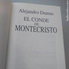 Libros: EL CONDE DE MONTECRISTO. ALEJANDRO DUMAS. DEBATE. Lote 211596736