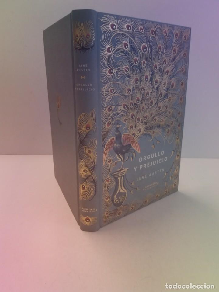 PRECIOSO ORGULLO Y PREJUICIO ABSOLUTAMENTE NUEVO (Libros Nuevos - Literatura - Narrativa - Clásicos Universales)
