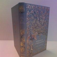 Libros: PRECIOSO ORGULLO Y PREJUICIO ABSOLUTAMENTE NUEVO. Lote 214979530