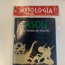 Livros: JASÓN Y EL TRONO DE YOLCOS - MITOLOGÍA - EDITORIAL GREDOS. Lote 217780530