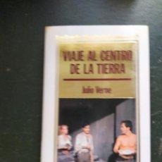Libros: VIAJE AL CENTRO DE LA TIERRA.- GRANDES NOVELAS DE AVENTURAS. Lote 218152438