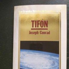 Libros: TIFÓN.- GRANDES NOVELAS DE AVENTURAS. Lote 218153935