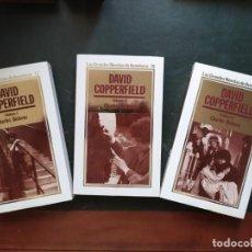 Libros: DAVID COPPERFIELD.- GRANDES NOVELAS DE AVENTURAS. Lote 218154285