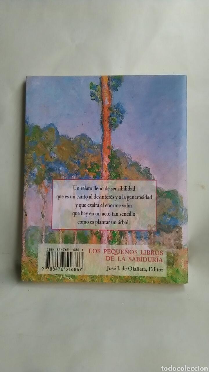 Libros: El hombre que plantaba árboles. Jean Giono. - Foto 2 - 218276802