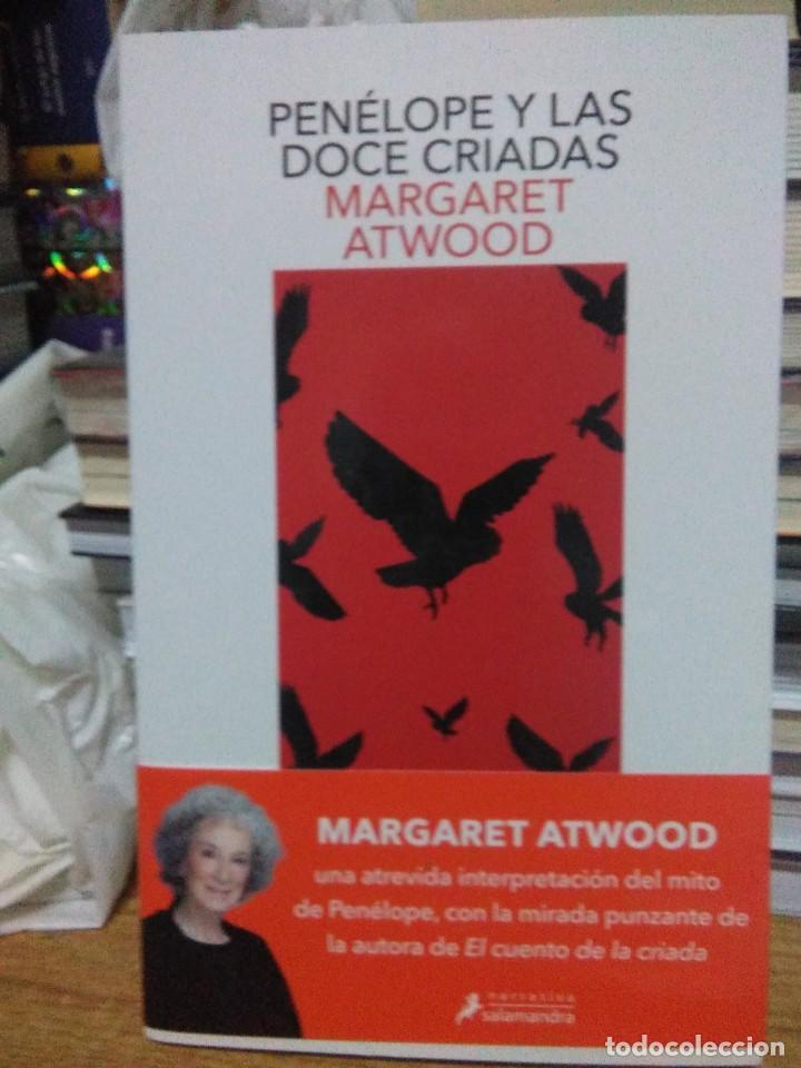 MARGARET ATWOOD.PENÉLOPE Y LAS DOCE CRIADAS.SALAMANDRA (Libros Nuevos - Literatura - Narrativa - Clásicos Universales)
