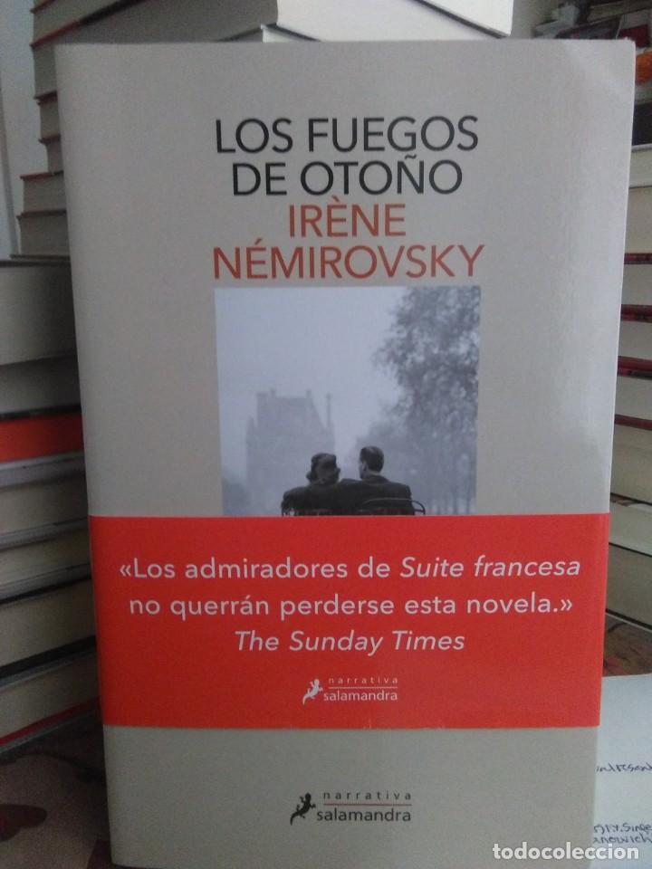 IRENE NEMIROVSKY.LOS FUEGOS DE OTOÑO.SALAMANDRA (Libros Nuevos - Literatura - Narrativa - Clásicos Universales)