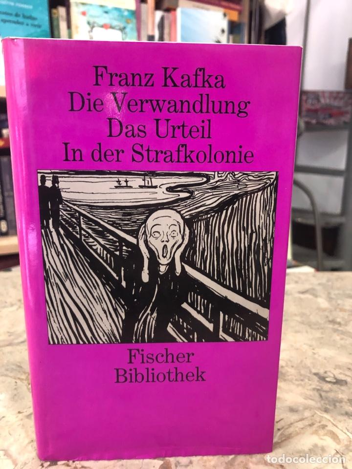 DIE VERWANDLUNG DAS URTEIL IN DE STRAFKOLONIE (Libros Nuevos - Literatura - Narrativa - Clásicos Universales)