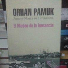 Libros: OHRAN PAMUK.EL MUSEO DE LA INOCENCIA.MONDADORI. Lote 218905127