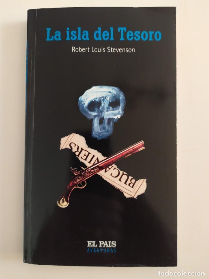 LA ISLA DEL TESORO ROBERT LOUIS STEVENSON (Libros Nuevos - Literatura - Narrativa - Clásicos Universales)