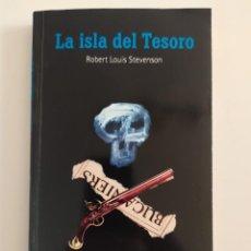 Libros: LA ISLA DEL TESORO ROBERT LOUIS STEVENSON. Lote 218917833