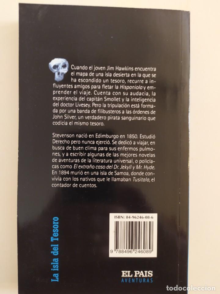 Libros: La isla del tesoro Robert Louis Stevenson - Foto 2 - 218917833