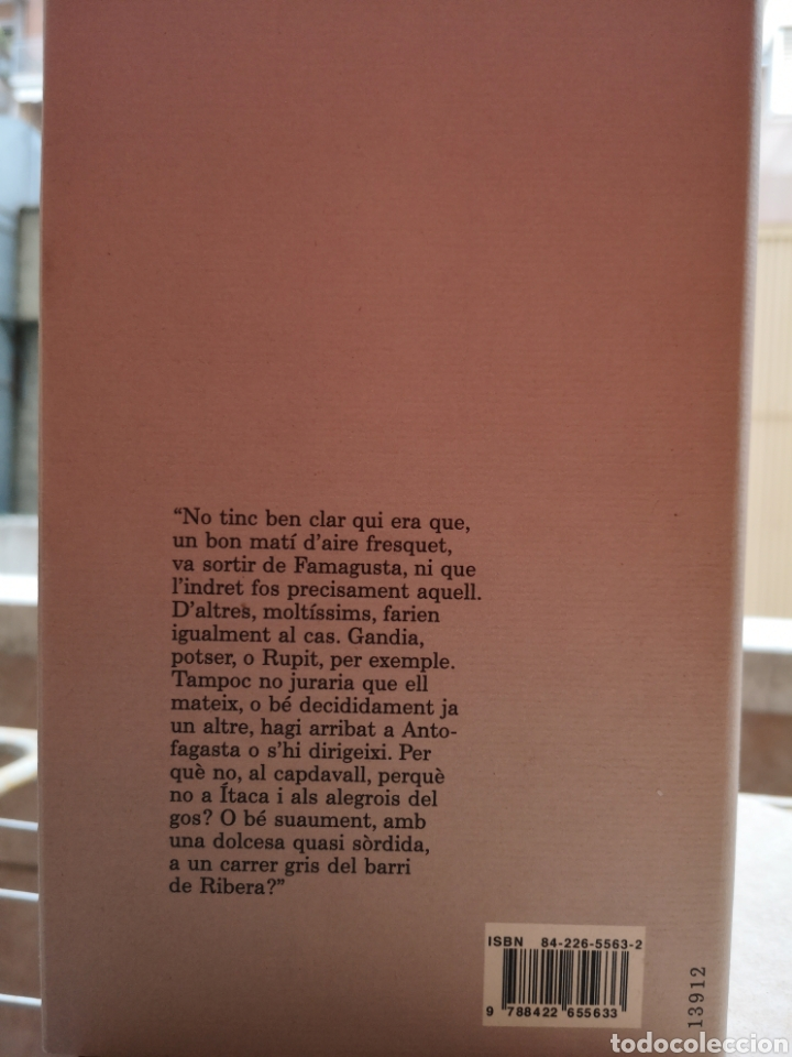 Libros: JORDI SARSANEDAS. De Famagusta a Antofagasta. Cercle de lectors, 1995 (Nou). - Foto 2 - 220959970