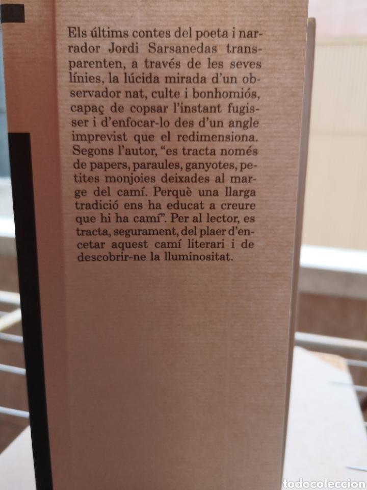 Libros: JORDI SARSANEDAS. De Famagusta a Antofagasta. Cercle de lectors, 1995 (Nou). - Foto 3 - 220959970