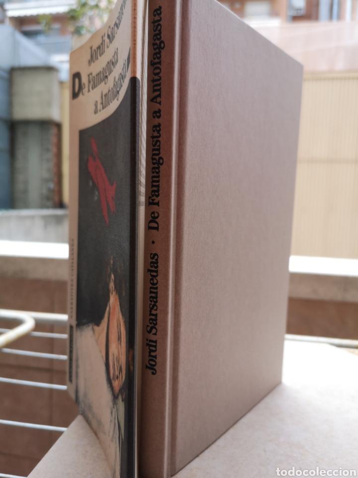 Libros: JORDI SARSANEDAS. De Famagusta a Antofagasta. Cercle de lectors, 1995 (Nou). - Foto 6 - 220959970