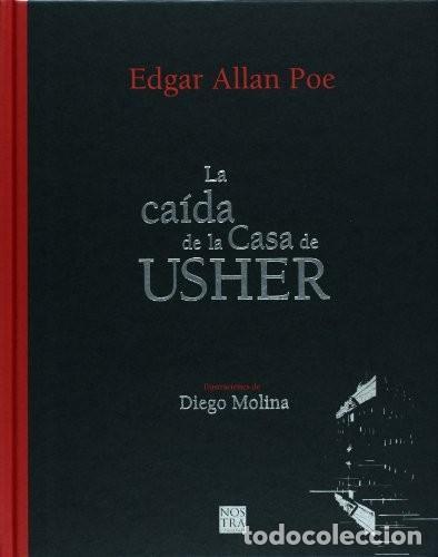 CAIDA DE LA CASA DE USHER, LA / PD. POE, EDGAR ALLAN GRAN FORMATO TAPA DURA (Libros Nuevos - Literatura - Narrativa - Clásicos Universales)
