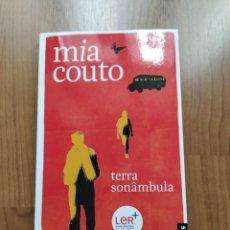 Libros: TERRA SONÂMBULA, MIA COUTO, LIBRO EN PORTUGUÉS. Lote 221666705