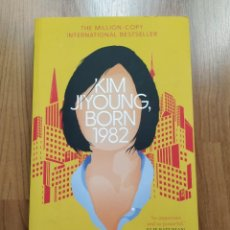 Libros: MS. KIM JIYOUNG, BORN 1982 (INGLÉS). Lote 221667983