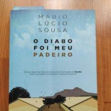 Libros: O DIABO FOI MEU PADEIRO (PORTUGUÉS). Lote 221668141