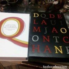 Libros: DON QUIJOTE DE LA MANCHA.EDICION ESPECIAL AÑO 2014..EXCLUSIVA EN ESTUCHE RIGIDO..SIGNO EDITORES. Lote 222341888