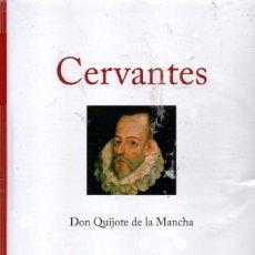 Libros: DON QUIJOTE DE LA MANCHA DE CERVANTES - GREDOS (PRECINTADO). Lote 222503385