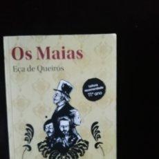 Libros: OS MAIAS, ECA DE QUEIROS. Lote 222575070