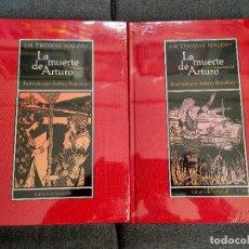 Livres: LA MUERTE DE ARTURO - THOMAS MALORY - CÍRCULO DE LECTORES. Lote 223059288