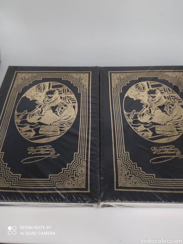 Libros: Miguel de Cervantes Don Quijote 1 y 2 ediciones Rueda - Foto 2 - 229326195