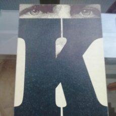Libros: KAFKA EL CASTILLO. Lote 230840225