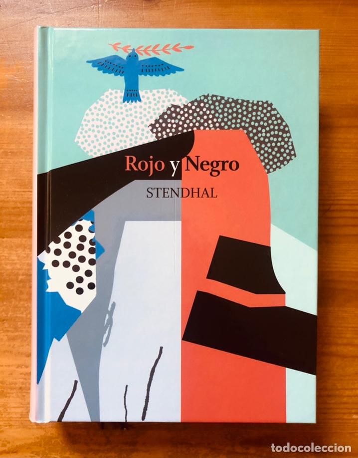 """""""ROJO Y NEGRO"""" STENDHAL (Libros Nuevos - Literatura - Narrativa - Clásicos Universales)"""