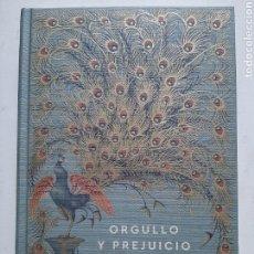 Libros: ORGULLO Y PREJUICIOS - JANE AUSTEN - EDICIÓN COLECCIONISTA ILUSTRADA. Lote 233678030