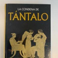 Libri: MITOLOGÍA - LA CONDENA DE TANTALO - EDITORIAL GREDOS - NUEVO. Lote 236113300