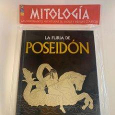 Libros: LA FURIA DE POSEIDÓN - MITOLOGÍA EDITORIAL GREDOS - NUEVO. Lote 237056670