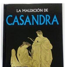 Libros: LA MALDICIÓN DE CASANDRA - MITOLOGÍA EDITORIAL GREDOS - NUEVO. Lote 237109925