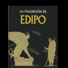 Libros: LA MALDICIÓN DE EDIPO - MITOLOGÍA EDITORIAL GREDOS - NUEVO. Lote 237111955