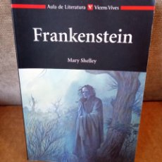 Libros: MARY SHELLEY - FRANKENSTEIN - VICENS VIVES - 2009 - NUEVO -. Lote 237688245