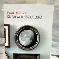 Livros: PAUL AUSTER .EL PALACIO DE LA LUNA. BOOKET. Lote 238506035