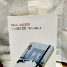 Livros: PAUL AUSTER. DIARIO DE INVIERNO .BOOKET. Lote 238510145