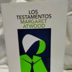 Livres: MARGARET ATWOOD.LOS TESTAMENTOS. SALAMANDRA. Lote 239514150
