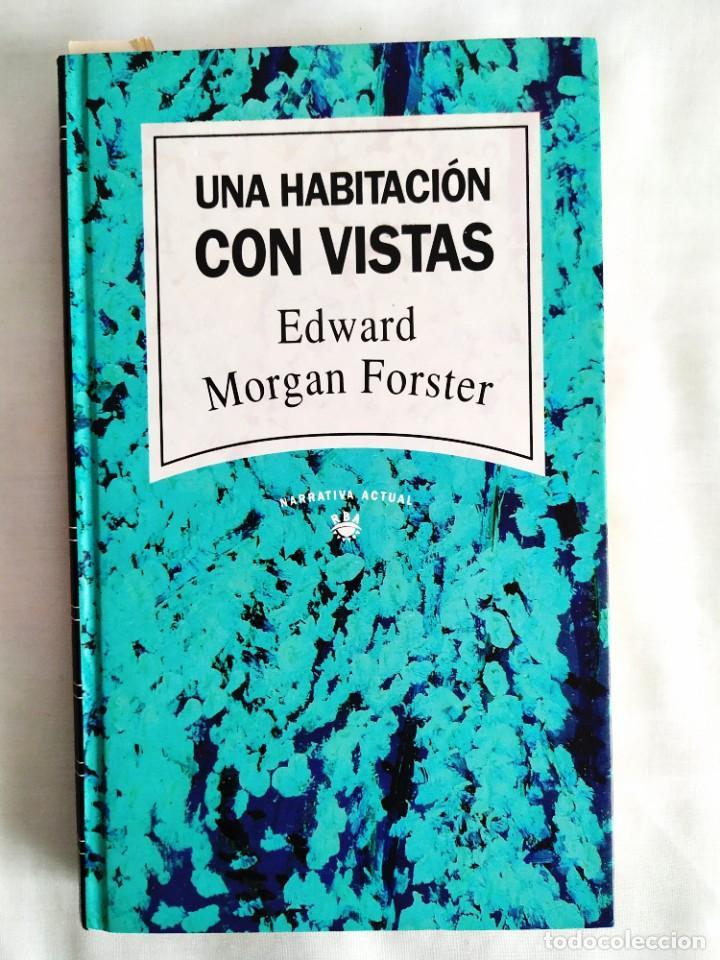 FORSTER: UNA HABITACIÓN CON VISTAS - NUEVO (Libros Nuevos - Literatura - Narrativa - Clásicos Universales)