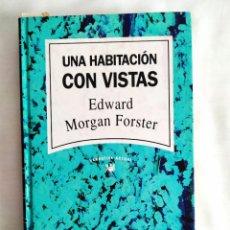 Libros: FORSTER: UNA HABITACIÓN CON VISTAS - NUEVO. Lote 240027025