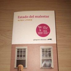 Livros: ESTADO DE MALESTAR NINA LYKKE. Lote 240381110