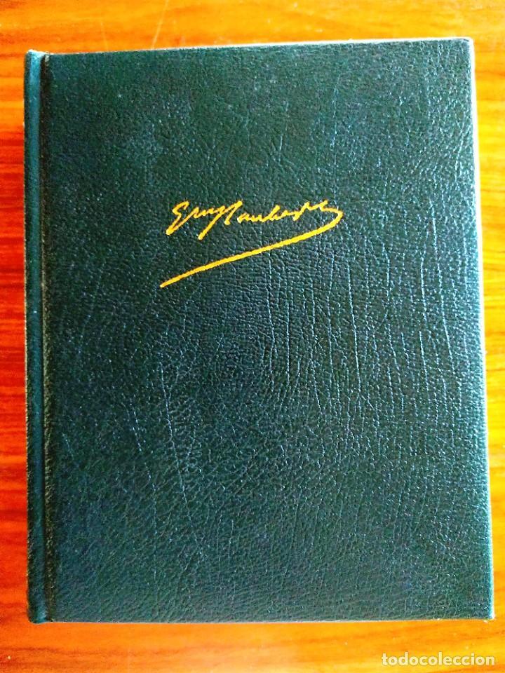 Libros: FLAUBERT: OBRAS COMPLETAS II - AGUILAR - NUEVO - Foto 3 - 240486720